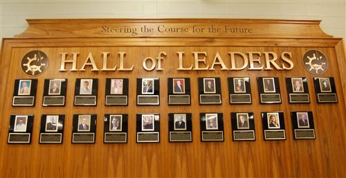 Hall of Leaders 2015